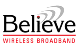 Believe Wireless Logo