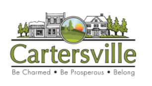 City of Cartersville, GA Logo