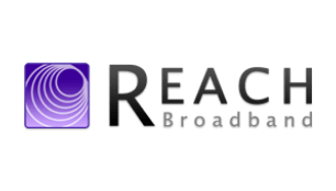 Reach Broadband Logo